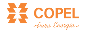 Logotipo: COPEL - Companhia Paranaense de Energia